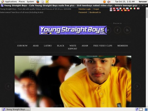 Accounts Young Straight Boys Free