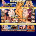 Blonde Core Paysite