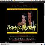 Bondage Mischief Account Premium Free