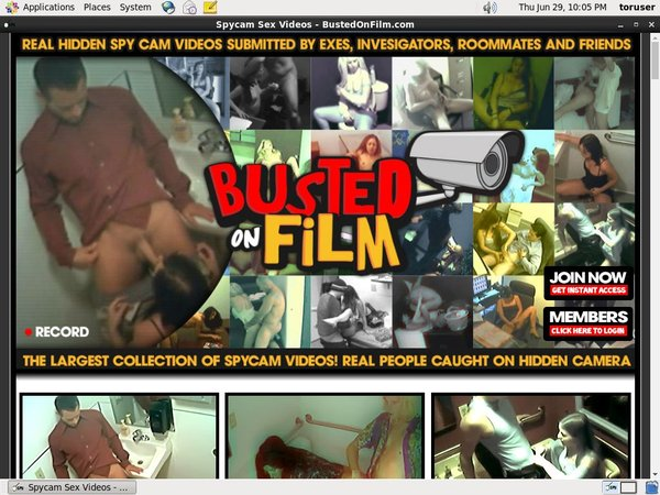 Busted On Filmpasswords