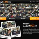 Czech Taxi X