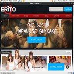 Erito Hacked Account