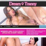 New Free Dream Tranny Accounts