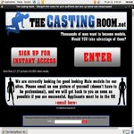 New The Casting Room Account