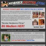 Norske Jenter Free Pass