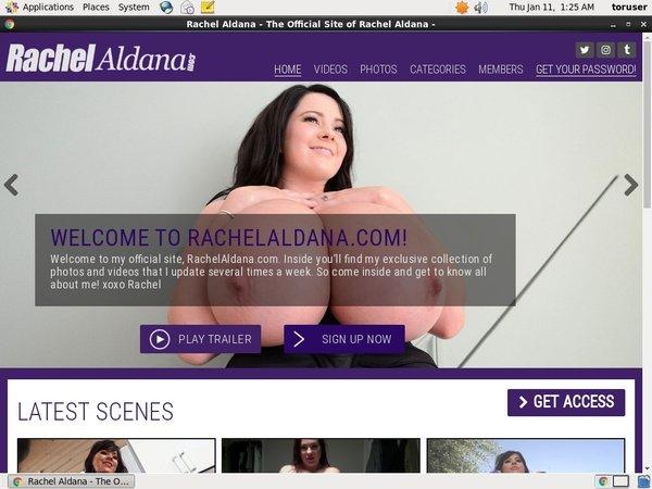 Rachel Aldana Paysafecard