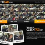 Czech Taxi Videos