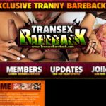 Transex Bareback Get A Password