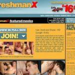 Porno Freshmanx