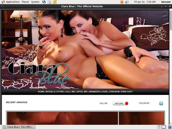 Ciarabluexxx.com Review