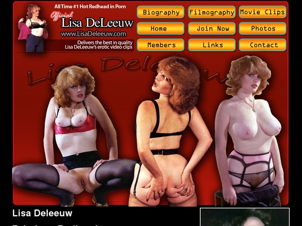 Is Lisa De Leeuw Real?