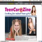 Teencorezine.com 가입하기
